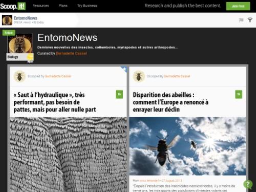https://www.scoop.it/topic/entomonews