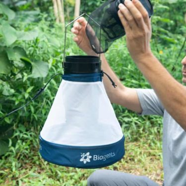 ILM - Reseau de surveillance des moustiques vecteurs et des pathogenes